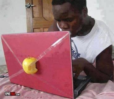 Apple Laptop Funny Meme