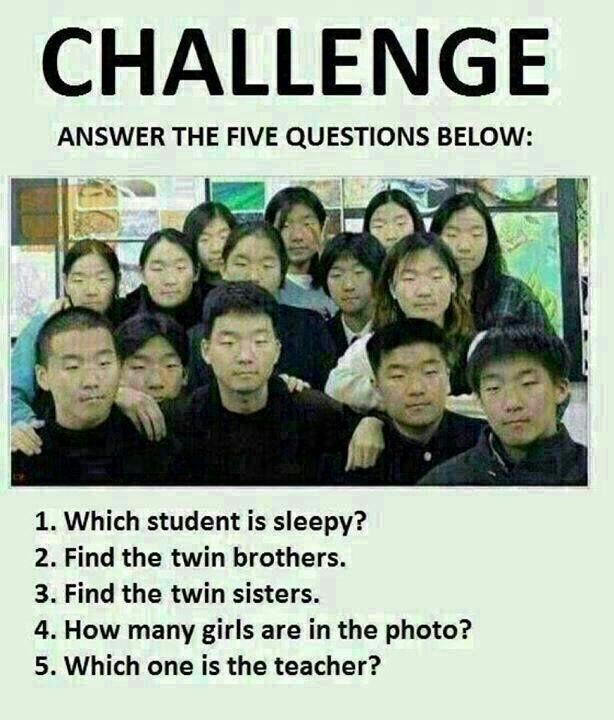 Challenge Funny Meme Quiz
