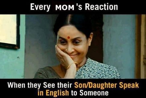 Every Moms Reaction Funny Meme