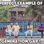 Generation Gap Funny Meme