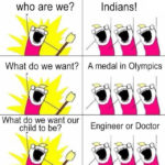Indians Need Medal in Olympics Funny Meme