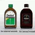 Internal External Wounds Funny Meme
