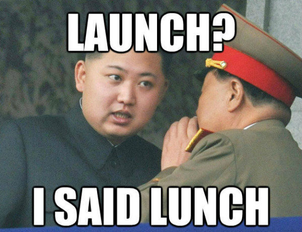 North Korea Funny Meme
