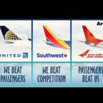 United vs Southwest vs AirIndia Airlines Funny Meme